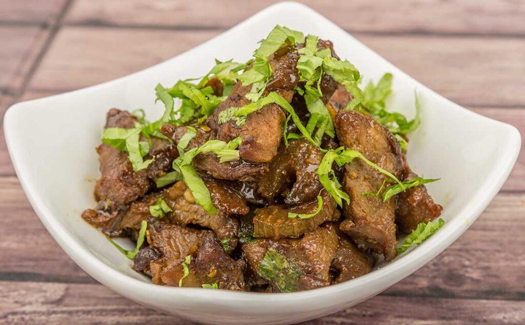 Daging Goreng Pattaya