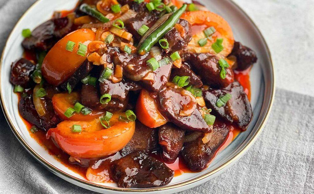 Daging Masak Tomato