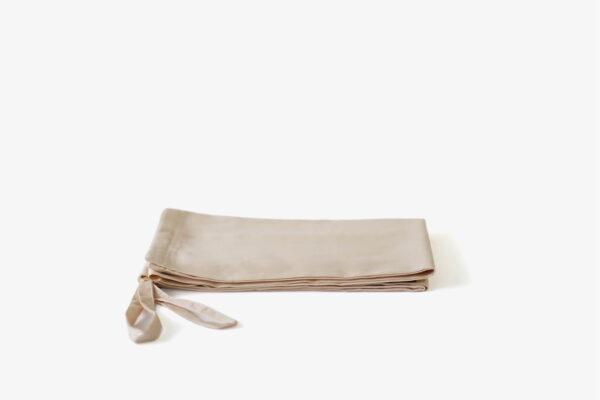 Bolstercase - 100% extra-long staple cotton - Creamy Biege