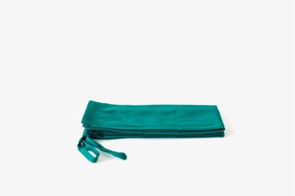 Bolstercase - 100% extra-long staple cotton - Emerald Green
